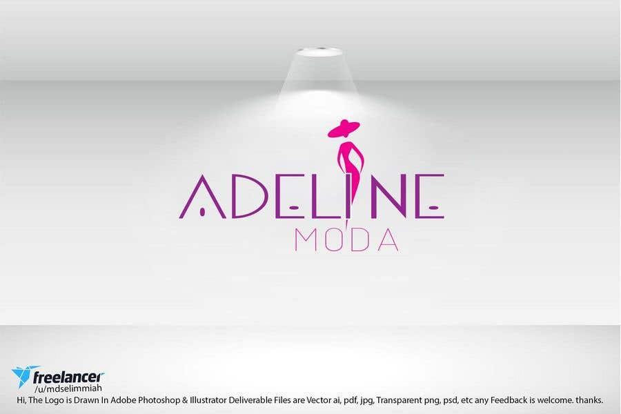 Kilpailutyö #34 kilpailussa Fashion Website Logo