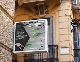 Nro 17 kilpailuun Promotional banner for giveaway käyttäjältä subho75421