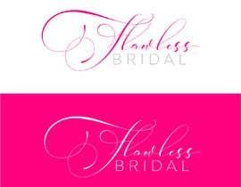 #65 untuk Bridal Logo Design oleh amostafa260