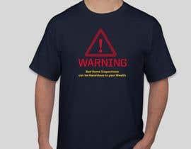 #26 for T-shirt design by Pankaj5796