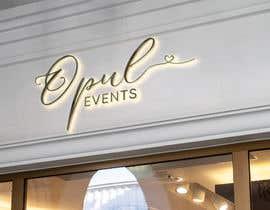 #12 for Opul Events af Soroarhossain09