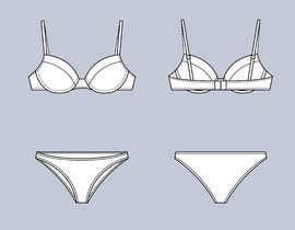 #4 cho Vectorize underwear with design on it. bởi bluebd99