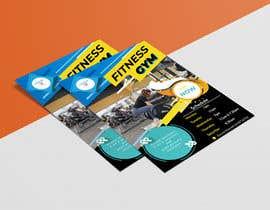 Nro 54 kilpailuun fitness flyer käyttäjältä TanvirTanmay