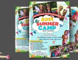#72 for Summer Camp Flyer by satishandsurabhi