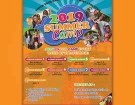 #67 for Summer Camp Flyer by nurallam121