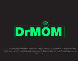 #17 for I am looking for a logo for my consulting company DrMOM. DrMOM stands for Dr Mind over Matter. It should be a logo that pops and illustrates how powerful our thoughts are.  I'd like something that appeals to both men and women. Thank you kindly.   - 05/03 af cirleacatalin