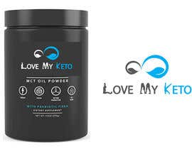 #40 for create a Logo Design for my keto supplement business by Monirjoy