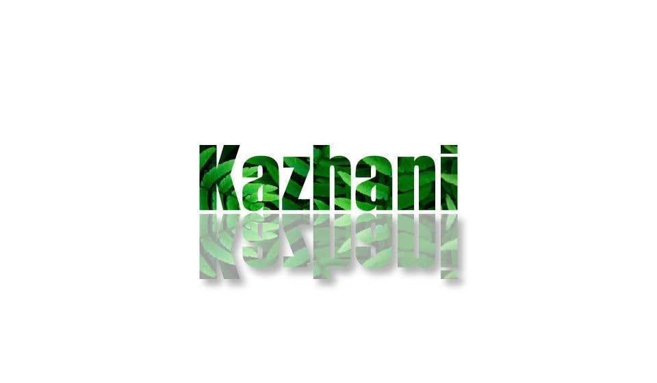 Penyertaan Peraduan #46 untuk Kazhani - The Native Store
