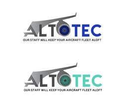#151 untuk Design new logo for aviation company oleh rachidDesigner