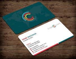 Nro 3 kilpailuun Design business card käyttäjältä krishno11