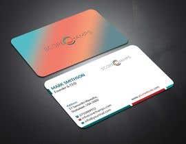 Nro 10 kilpailuun Design business card käyttäjältä krishno11