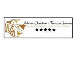 #59 for Design a logo for a transportation company af Mourikhan1