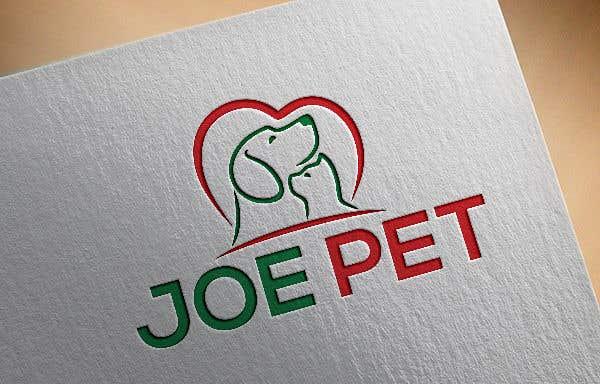 Penyertaan Peraduan #38 untuk design a logo for Pet