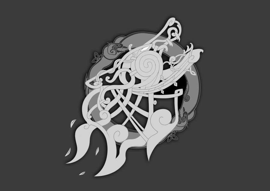 Penyertaan Peraduan #1 untuk Viking/Norse Artwork