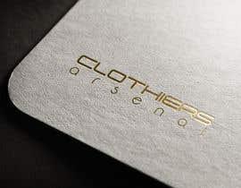 #1 for Clothiers Arsenal logo design af hadiuzzaman2050