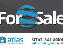 #8 untuk Design a board for estate agent in UK oleh adcorepro