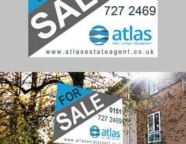 #22 untuk Design a board for estate agent in UK oleh SufyanBranding