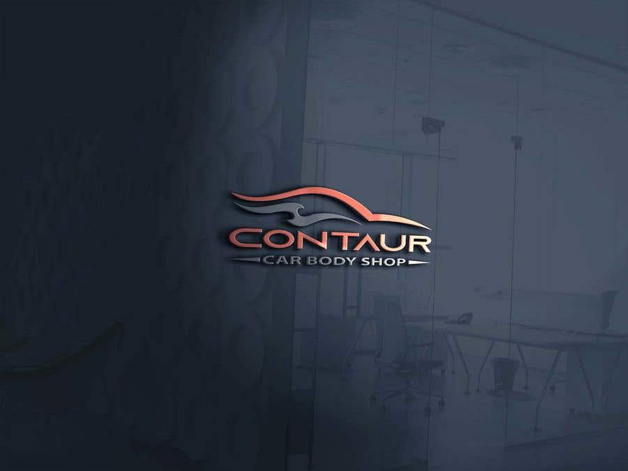 Kilpailutyö #28 kilpailussa create a logo for Centaur Car Body Shop