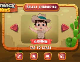 #8 для Mobile Game UI Design от classicrock