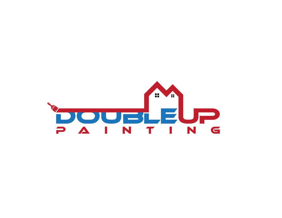 Proposition n°87 du concours Build me Logo !!! Double Up Painting