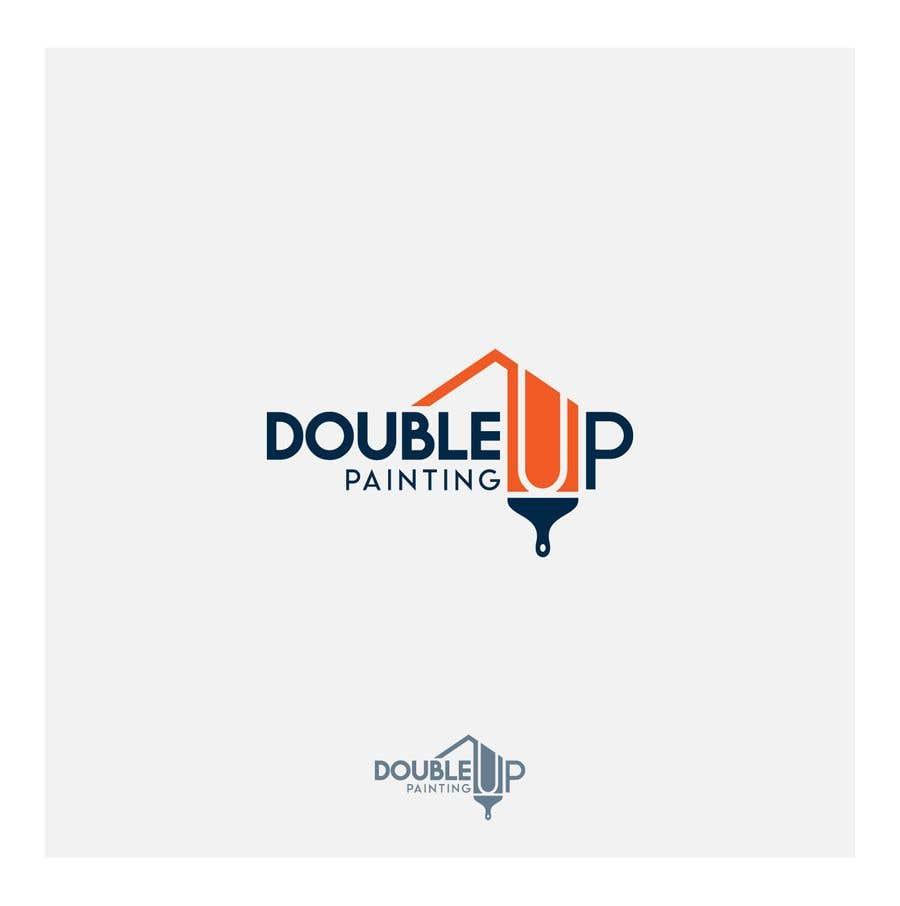 Proposition n°136 du concours Build me Logo !!! Double Up Painting