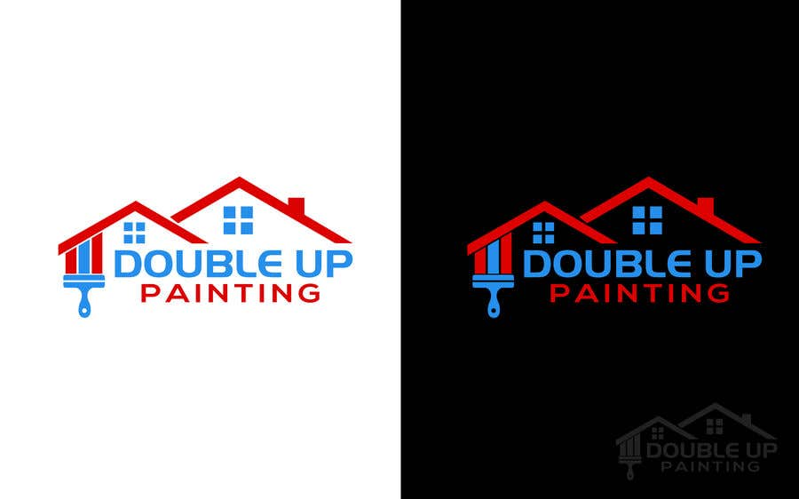 Proposition n°68 du concours Build me Logo !!! Double Up Painting