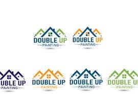 Nro 150 kilpailuun Build me Logo !!! Double Up Painting käyttäjältä Nishat1994