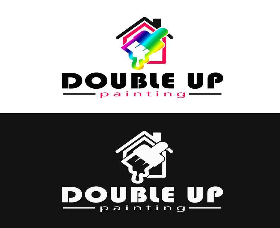 Proposition n°146 du concours Build me Logo !!! Double Up Painting