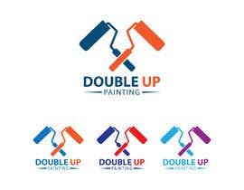 Nro 133 kilpailuun Build me Logo !!! Double Up Painting käyttäjältä shahajada11