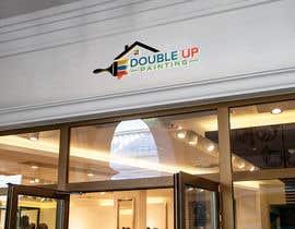 Nro 143 kilpailuun Build me Logo !!! Double Up Painting käyttäjältä mdnazrulislammhp