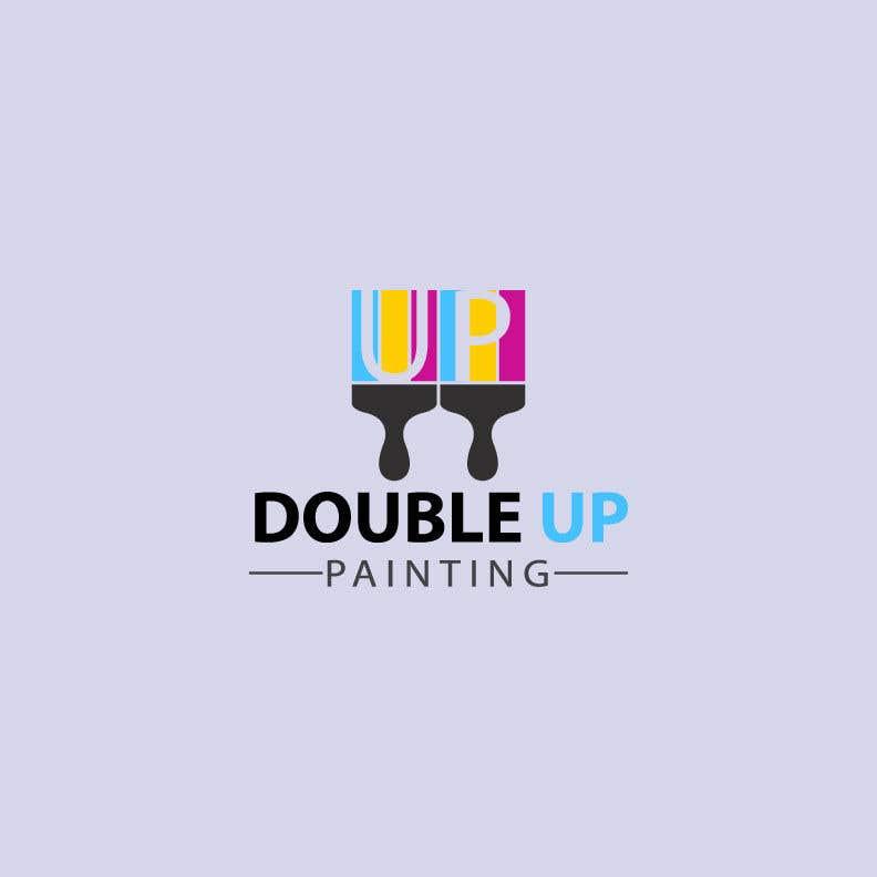 Proposition n°99 du concours Build me Logo !!! Double Up Painting