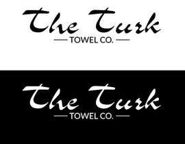 nº 33 pour Create a simple logo using font only for a turkish towel brand par JunrayFreelancer