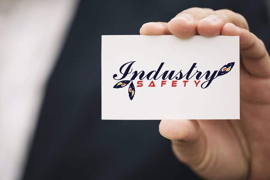 Kilpailutyö #326 kilpailussa Design a Logo for Industry Safety