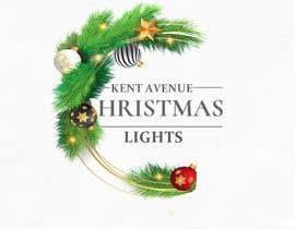 #22 for Christmas light display logo af efeman24