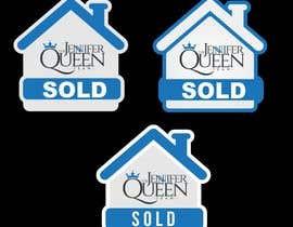 Nro 123 kilpailuun Graphic Design for A Real Estate SOLD Sign käyttäjältä ConceptGRAPHIC
