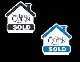 #124 untuk Graphic Design for A Real Estate SOLD Sign oleh ConceptGRAPHIC