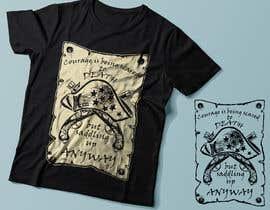 nº 24 pour Designs for a shirt par Exer1976