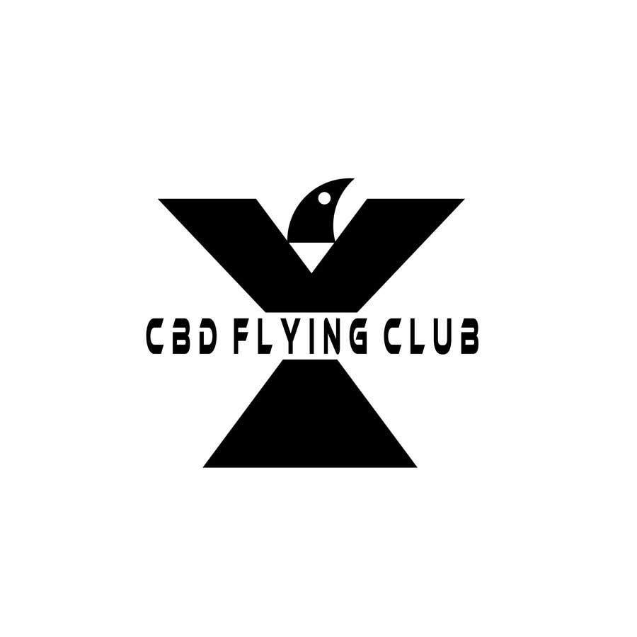 Kilpailutyö #63 kilpailussa Logo for a Flying Club