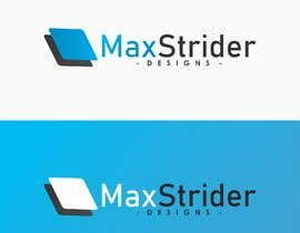 #3 para I require a logo designed for a company called Max Strider Designs. We produce high end hand crafted products. Vector png and JPEG formats. Thank you. por Dannykoy
