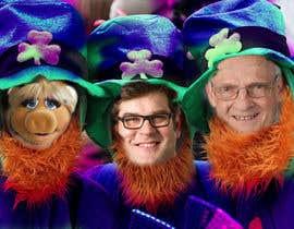 Nro 7 kilpailuun Photoshop-insert three faces into a photo käyttäjältä jabedblk