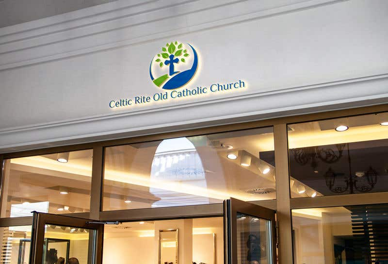 Penyertaan Peraduan #20 untuk Celtic Rite Old Catholic Church logo