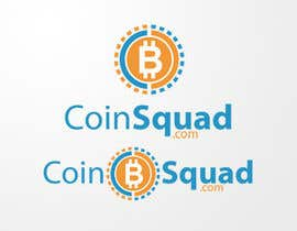 #68 for Logo Design for CoinSquad.com by sjenkinsjr