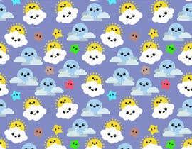 #7 pentru Create A Seamless Pattern of Image Examples In Cute Galactic Background de către Bhavesh57