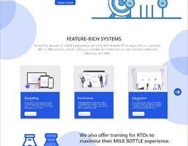 #4 для design a home page for a website от Jinnuraien