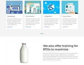 #13 для design a home page for a website от RajinderMithri