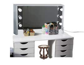 nº 4 pour design an a makeup dressing table with led lights and storage par rakibulislam3738
