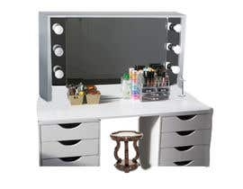 nº 5 pour design an a makeup dressing table with led lights and storage par rakibulislam3738