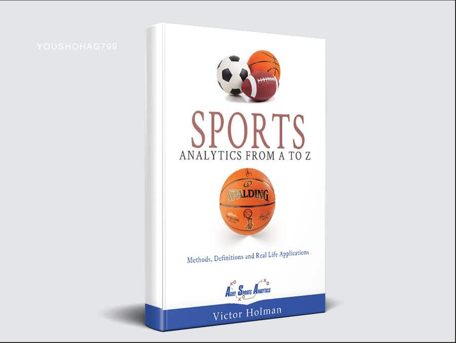 Proposition n°38 du concours Book Cover Design - Sports Themed
