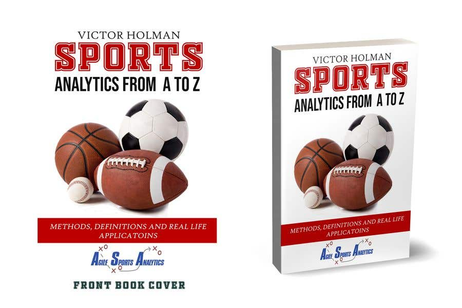 Proposition n°55 du concours Book Cover Design - Sports Themed