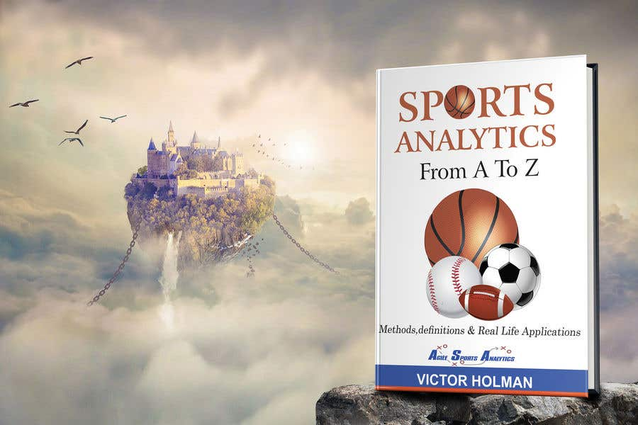 Proposition n°66 du concours Book Cover Design - Sports Themed